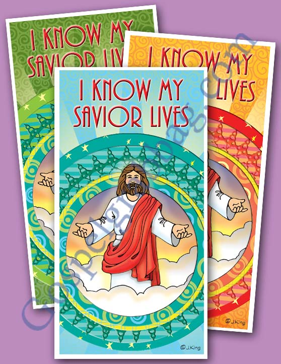 2015-I-Know-My-Savior-Lives-Bookmark