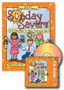 doctrine and covenants, primary lesson activities, sunday savers, D&C.bk.cd