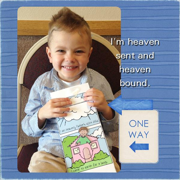 Heavenly Father's Plan for Us, Sunbeam Lesson 3, Nursery Lesson 2, Sunday Savers Primary lesson activitiy, gospelgrabbag.com