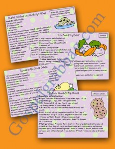 $1.50 - NUTRITION: LDS Activity Days – Serving Others - Goal 4, plan, prepare, and serve a nutritious meal, cooking, family home evening, gospelgrabbag.com