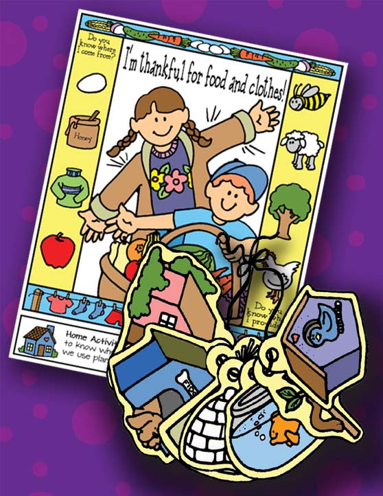 Sunday Savers preview - book covers – Nursery – Behold Your Little Ones manual activities, gospelgrabbag.com