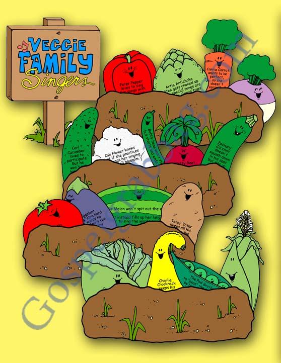 Veggie-Family-Singers