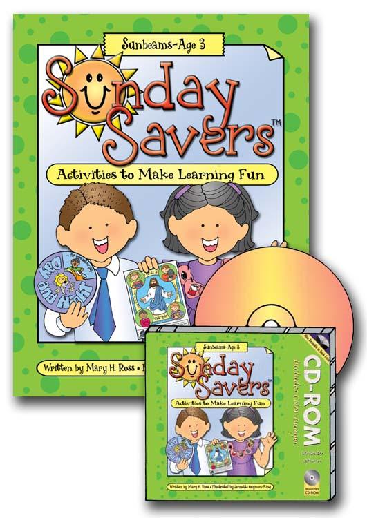 sunbeams age 3 primary 1 gospel grab bag