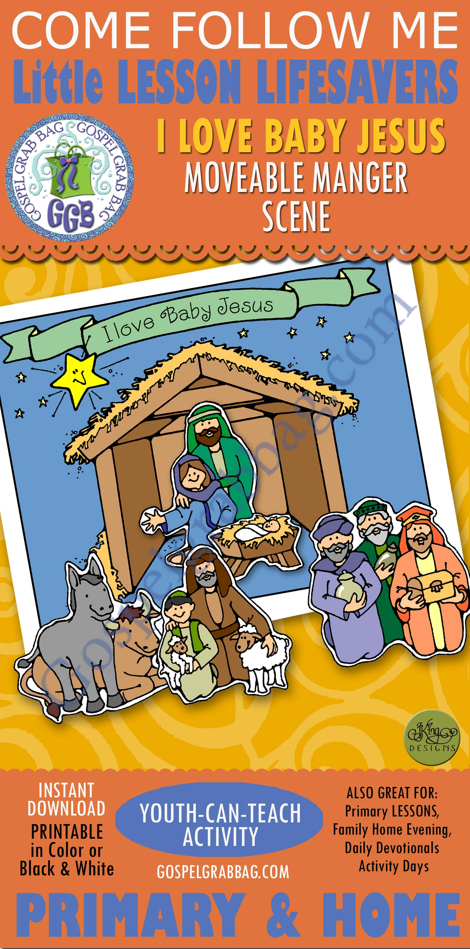 Christmas Lessons For Sunday School.Christmas Jesus Christ Is The Son Of Heavenly Father Primary Lesson Helps Behold Your Little Ones Nursery Lesson 30 Gospel Grab Bag