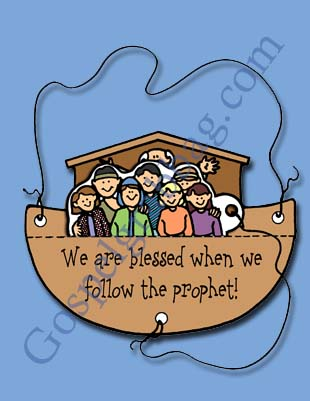 follow the prophet i will follow the prophet primary lesson helps