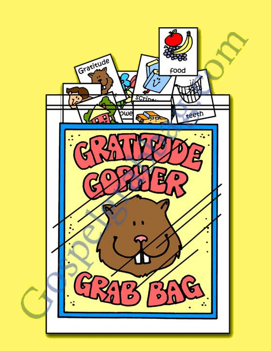 GRATITUDE: Primary CTR-A, Lesson 24, Primary 2 manual, I Can Show Gratitude, Primary Lesson Helps, family home evening, Sunday Savers book or CD-ROM, gospel grab bag, gospelgrabbag.com