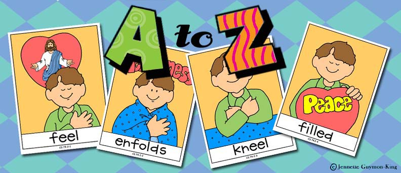 A to Z Header