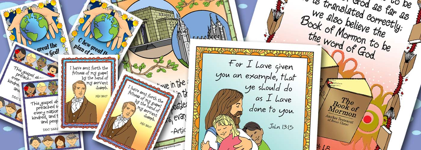Scripture Posters