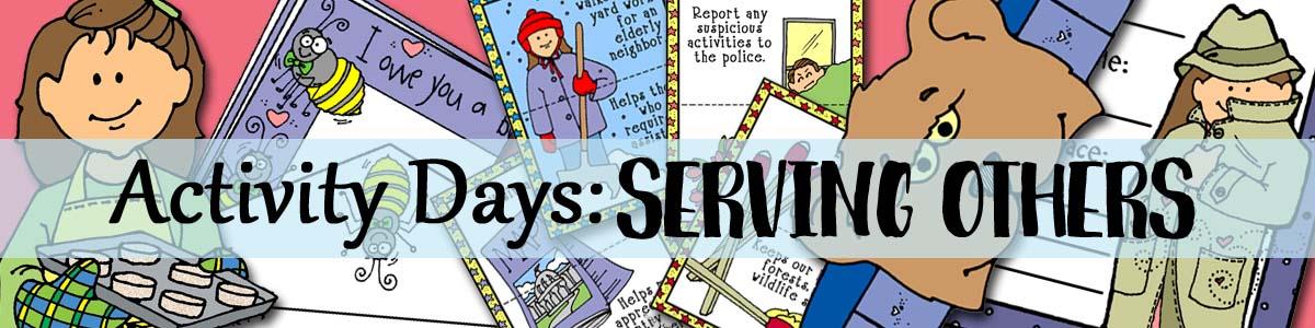 Serving Others - Gospel Grab Bag